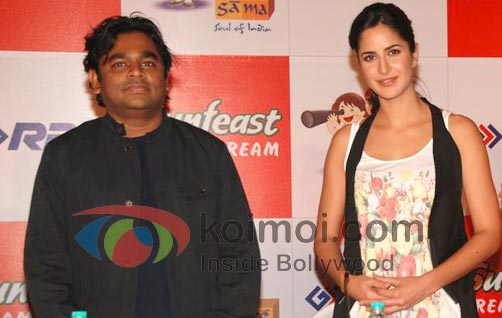 Rahman's Song Used Without Permission In Katrina Kaif's Ad?