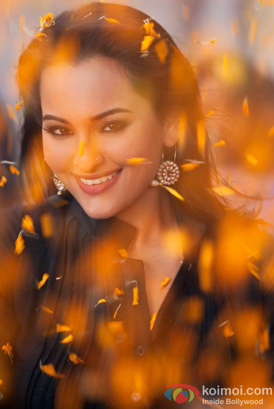 A super cute Sonakshi Sinha