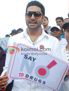 Abhishek Bachchan: Drugs Are Uncool