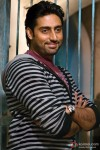 Abhishek Bachchan in a still from Delhi-6 Movie