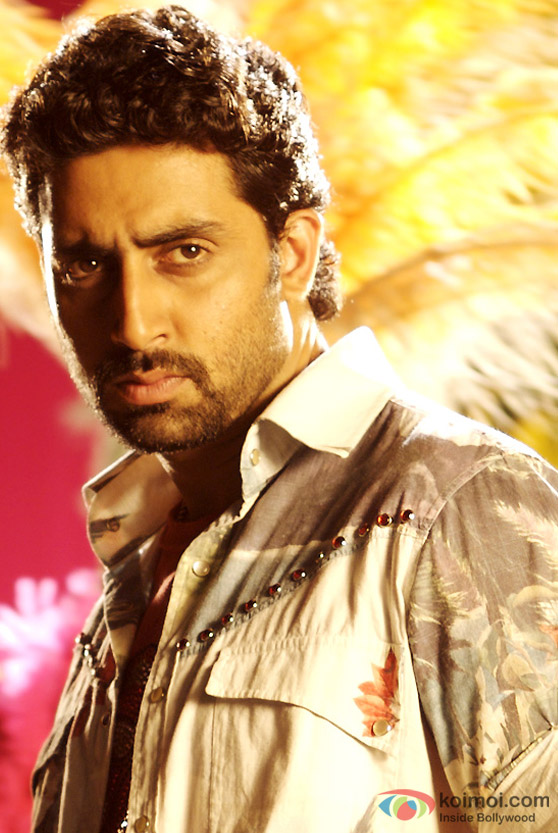 Abhishek Bachchan in Dhoom 2 Movie
