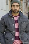 Abhishek Bachchan in a still from Drona Movie