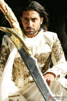 Abhishek Bachchan in Drona Movie Stills