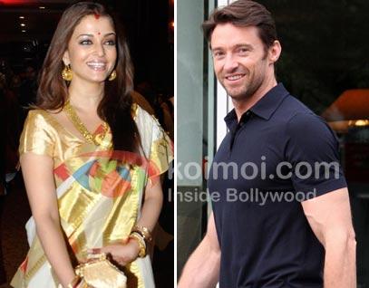 FYI: Aishwarya Rai To Welcome Hugh Jackman At FICCI Frames