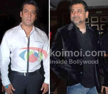 All's Well Between Salman Khan & Anees Bazmee?