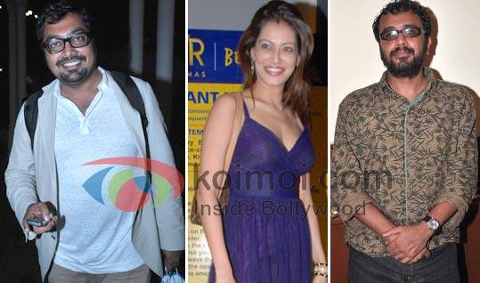 Anurag Kashyap Joins The Payal Rohatgi-Dibakar Banerjee Scandal