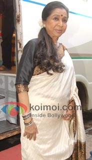 Asha Bhosle to Make Her Acting Debut in Maaee