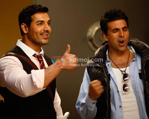 Desi Boyz First Look (Akshay Kumar, John Abraham)