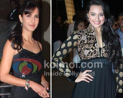 Is Katrina Kaif Miffed At Sonakshi Sinha?