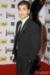 Karan Johar At Filmfare Awards Red Carpet 2012 Event