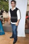 Karan Johar At Twinkle Khanna's 'The White Window' Launch Event