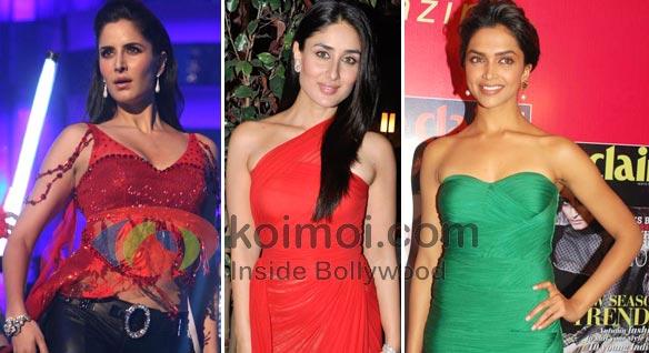 Katrina Kaif, Kareena Kapoor Or Deepika Padukone: Who Will Play Mandakini?