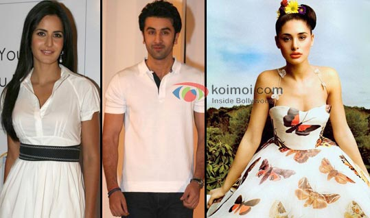 Katrina Kaif-Ranbir Kapoor-Nargis Fakkri: What's The Deal?