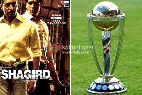 Shagird Bollywood Vs. Cricket World Cup