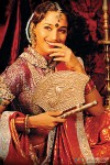 Madhuri Dixit in a still from Devdas Movie