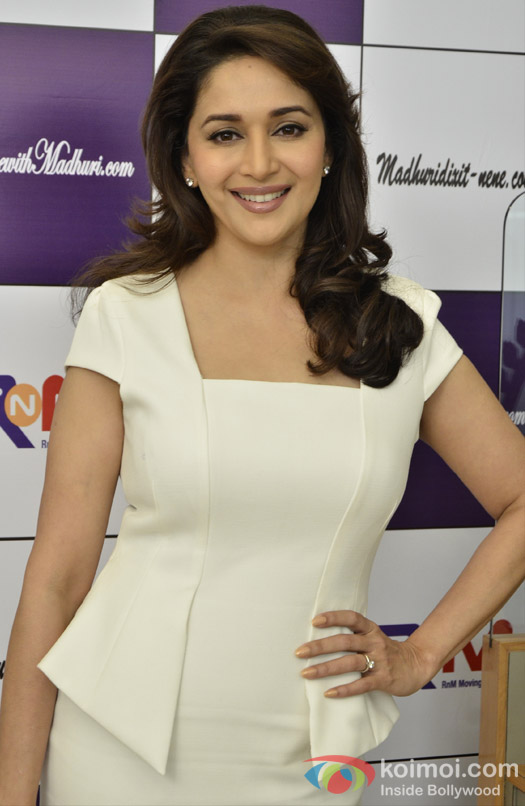 Madhuri Dixit launches first of its kind online dance academy 'Dance With Madhuri'