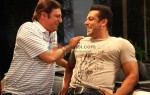 Manoj Joshi, Salman Khan (Ready Movie Stills)