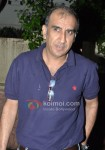 Milan Luthria in a hurry