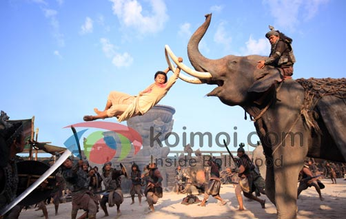 Ong Bak 3 Review (Ong Bak 3 Movie Stills)