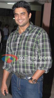 R. Madhavan's Knee Surgery Averted