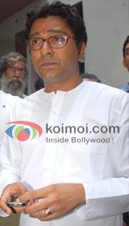 Raj Thackeray's Maharashtra Navnirman Sena (MNS)