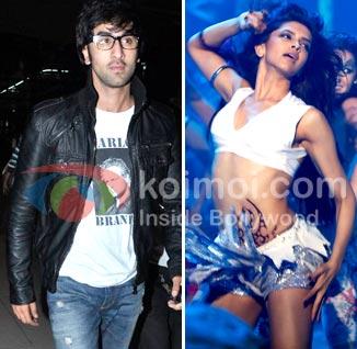 Ranbir Kapoor Finds Deepika Padukone's Item Song Hot!