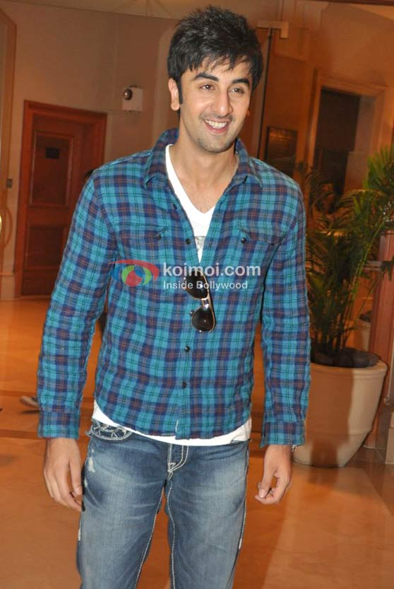 Ranbir Kapoor Smart Look