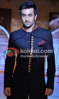 Ranbir Kapoor (Fashion Ramp Walk)