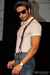Ranveer Singh in glares and suspenders