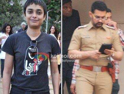 Aamir Khan's Next Film's Title Revealed: Zakhmi