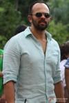 Rohit Shetty on the sets of Bol Bachchan Movie Stills