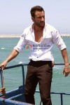 Saif Ali Khan cruises the sea in Agent Vinod Movie