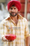 Saif Ali Khan as a sardar in Love Aaj Kal Movie