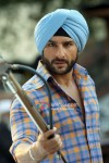A serious Saif Ali Khan in Love Aaj Kal Movie