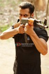 Salman Khan aims in Bodyguard Movie