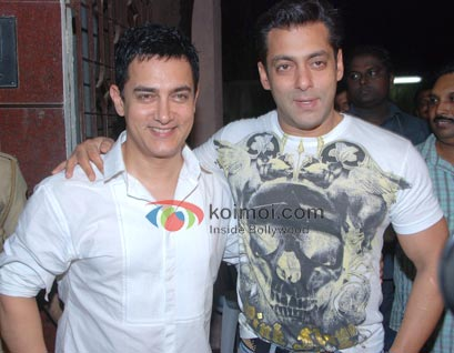 Salman Khan Not Pleased By Aamir Khan's Comment On Marriage