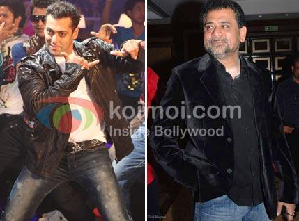 Salman Khan (Ready Movie Stills) & Anees Bazmee At Loggerheads?
