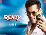Salman Khan (Ready Movie Wallpaper)