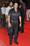 Salman Khan on the red carpet in all black