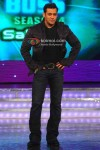 Salman Khan At 'Bigg Boss 4' TV Show