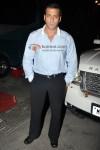 An unsmiling Salman Khan