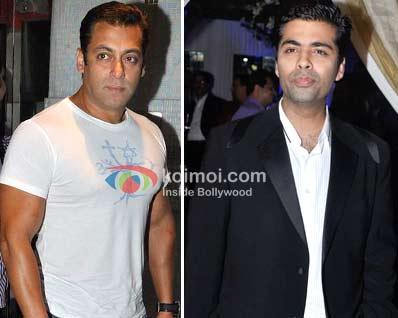 Salman Khan Will Not Have Koffee With Karan Johar