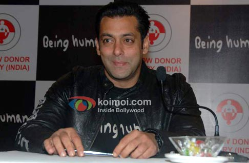 Salman Khan's Being Human Foundation & Marrow Donor Registry India Join Hands