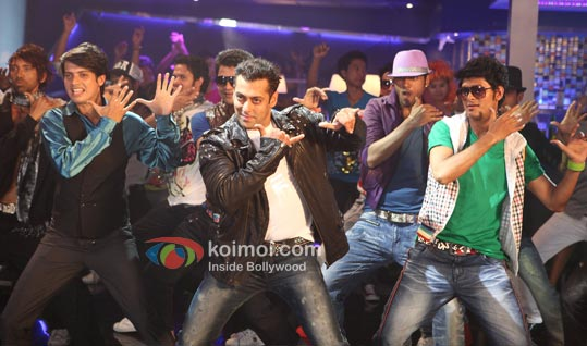 Salman Khan's Dheela Character In Ready