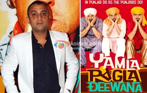 Samir Karnik, Yamla Pagla Deewana Movie Poster