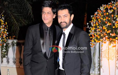 Shah Rukh Khan & Aamir Khan's Plans For India Vs Pakistan Match