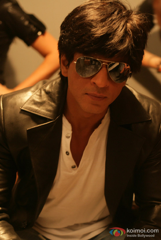 Shah Rukh Khan poses in Always Kabhi Kabhi Movie