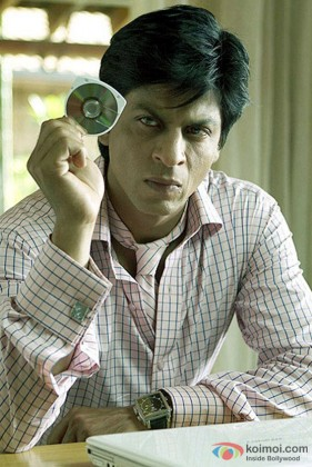 Shah Rukh Khan with a secret in Don: The Chase Begins Again Movie