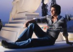 Shah Rukh Khan in deep thought in Om Shanti Om Movie