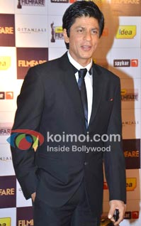 Will You 'Like' Shah Rukh Khan On Facebook?